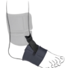 DYNAMIC SUPPORT FOR DROP FOOT